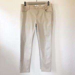 Kensie Effortless Ankle Skinny Jean